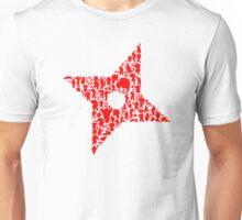 Ryu's Windmill Shuriken Unisex T-Shirt