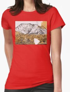 Castle Hill Womens Fitted T-Shirt