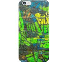 Blocks - Fields iPhone Case/Skin