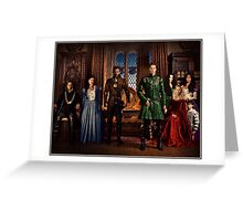 The Charmillstiltskin Family Greeting Card