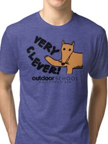 Very Clever! Tri-blend T-Shirt