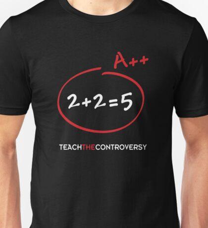 2 + 2 = 5 (1984) Unisex T-Shirt
