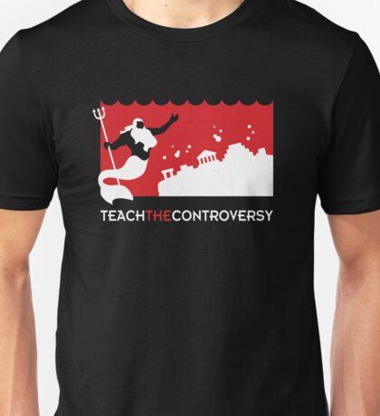 Sinking Atlantis (Teach the Controversy) Unisex T-Shirt