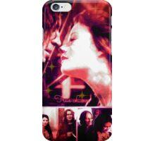Belle and Rumplestiltskin  iPhone Case/Skin