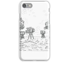 Abandoned Military Fort iPhone Case/Skin