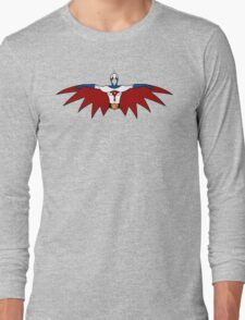 "Ken, the Eagle ""Gatchman"" Long Sleeve T-Shirt"