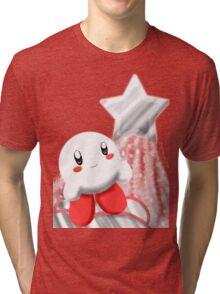 Peppermint Kirby Tri-blend T-Shirt