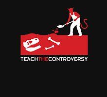 Devil Burying Dino Bones Unisex T-Shirt