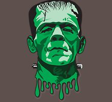 Classic Frankenstein's Monster Print Unisex T-Shirt