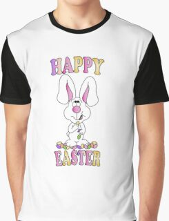 Jellybean Easter Bunny Graphic T-Shirt