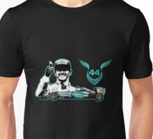 Lewis Hamilton, 2015 Formula 1 F1 drivers World Champion (B) Unisex T-Shirt
