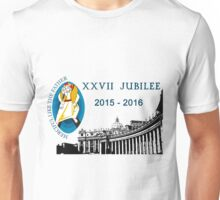 27th Jubilee, 2015 - 2016 Unisex T-Shirt