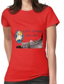 27th Jubilee, 2015 - 2016 Womens Fitted T-Shirt