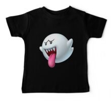 King Boo ghost villain Baby Tee