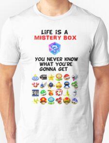 Life is a Mistery Box (of Mario Kart) B Unisex T-Shirt