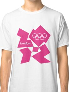 Olympics in London 2012 Best Logo Classic T-Shirt
