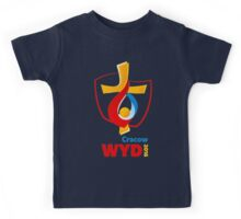 World Youth Day 2016 in Cracow logo Kids Tee