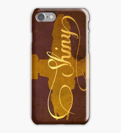 Shiny Serenity Firefly Art iPhone Case/Skin