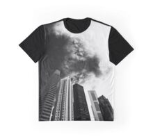 Gloomy city Graphic T-Shirt