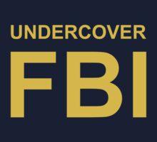 Undercover FBI by Stewart Wymer