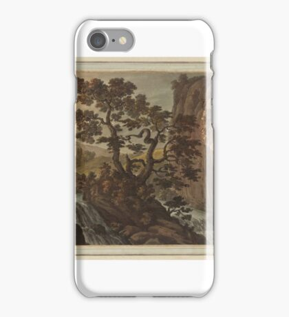 Robert Adam Composition -River in a Gorge iPhone Case/Skin