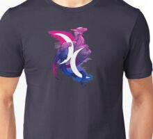 Bi Pride Dragon Unisex T-Shirt