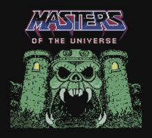 Masters of the Universe One Piece - Short Sleeve