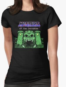 Masters of the Universe Womens Fitted T-Shirt