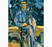 1906 - Paul Cezanne - Portrait of Peasant Unisex T-Shirt