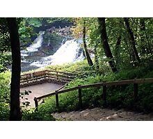 Aysgarth Falls, Yorkshire, UK Photographic Print