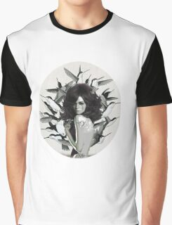 Birdy Graphic T-Shirt