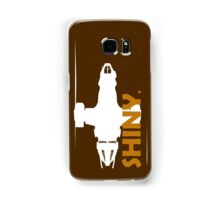 Shiny Ride Captain Samsung Galaxy Case/Skin