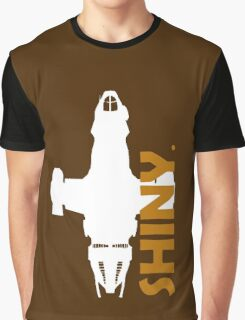 Shiny Ride Captain Graphic T-Shirt