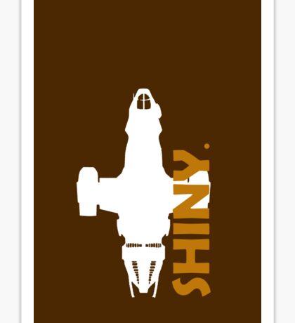 Shiny Ride Captain Sticker