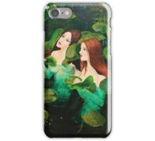 Adamina and Cerelia iPhone Case/Skin