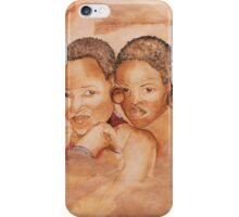 Zulu Girls iPhone Case/Skin