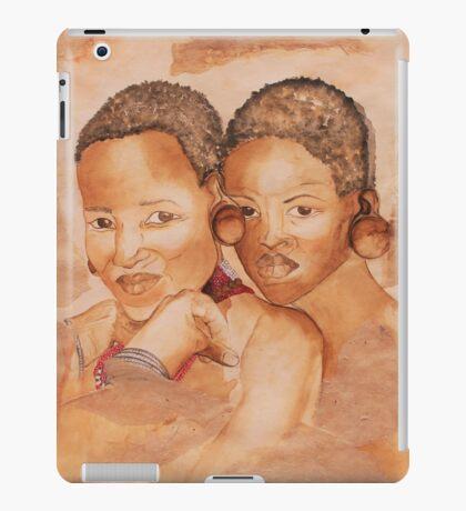 Zulu Girls iPad Case/Skin
