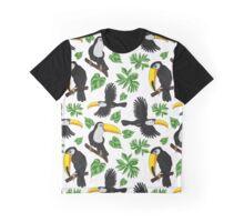 Toucans Graphic T-Shirt