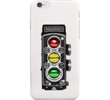 Trafic-rollei lights iPhone Case/Skin