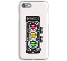 Trafic-rollei lights iPhone Case/Skin