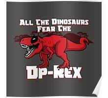 Dp-Rex Poster