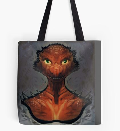 Dungeons and Dragons - Kobold Tote Bag