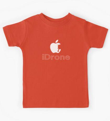 The iDrone Kids Tee