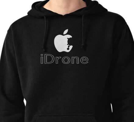 The iDrone Pullover Hoodie