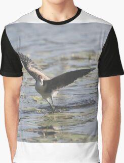 Baby Bird Takeoff  Graphic T-Shirt