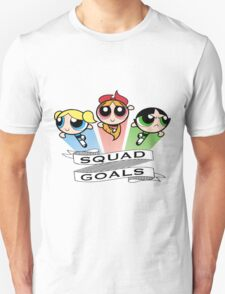 Powerpuff Girls // Squad Goals Unisex T-Shirt