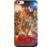 Kung Fury Poster Art iPhone Case/Skin