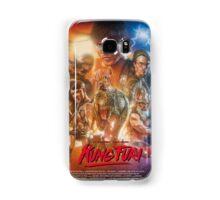 Kung Fury Poster Art Samsung Galaxy Case/Skin