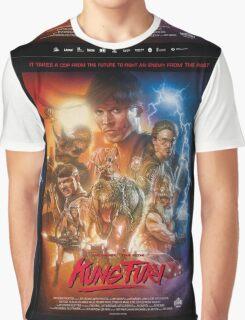 Kung Fury Poster Art Graphic T-Shirt