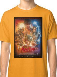 Kung Fury Poster Art Classic T-Shirt